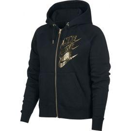 Nike NSW HOODIE FZ BB SHINE W