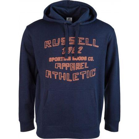 Russell Athletic PRINTED HOODY SWEATSHIRT APPAREL ATHLETIC