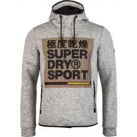 Superdry CORE GYM TECH STRTCH GRPHC OVERHEAD
