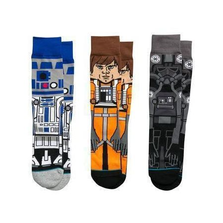 Stance STANCE A NEW HOPE BLACK