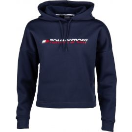 Tommy Hilfiger CROPPED FLEECE HOODY