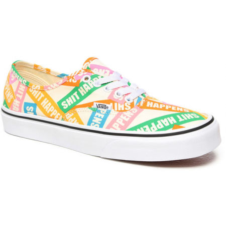 Vans AUTHENTIC - SHIT HAPPENS