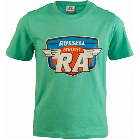 Russell Athletic WINGS S/S CREWNECK TEE SHIRT